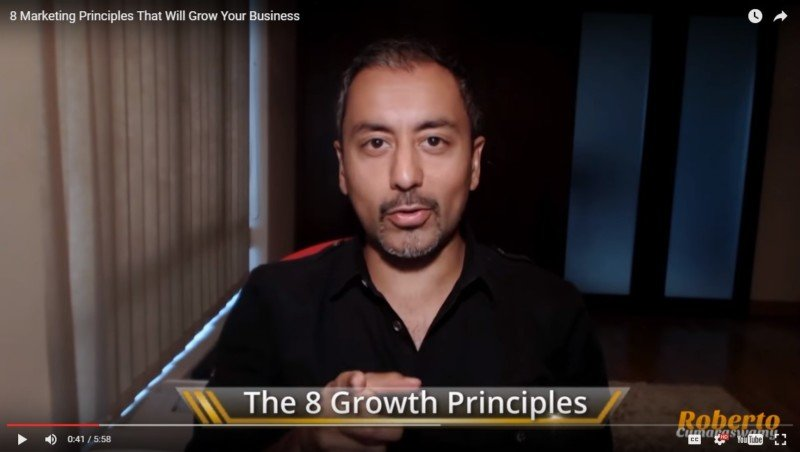8 Growth Marketing Principles For Your Business